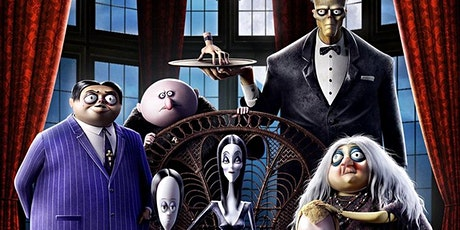 The Addams Family (2019). Helmingham Halloween. tickets