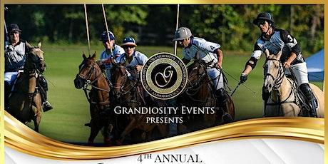 Grandiosity Events • 4th annual Polo&Jazz tickets