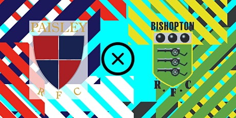 Paisley RFC x Bishopton RFC Youth Rugby Training - S1 - S6 tickets