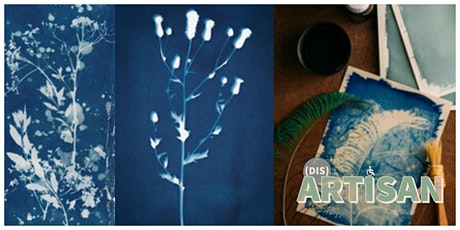 FREE One-Day Arts & Crafts Course - Cyanotype tickets