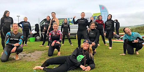 Women's Beginner Surf Session in Gower tickets