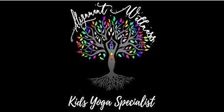Kindy and Preprimary Children's Yoga at Aubin Grove (Block 1) tickets