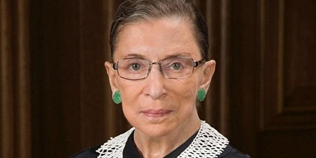 FREE: Virtual Guided Tour of the Life of Ruth Bader Ginsburg tickets