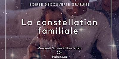Soirée découverte de la constellation familiale
