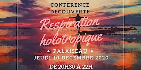 Conférence découverte de la respiration holotropique billets