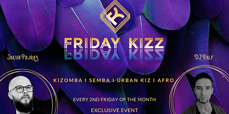 Friday Kizz Practice Night and practice party for 30 people Tickets