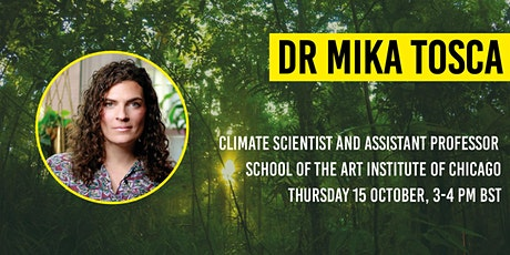 The Bio-Diverse Festival: Live Keynote Talk with Dr Mika Tosca tickets