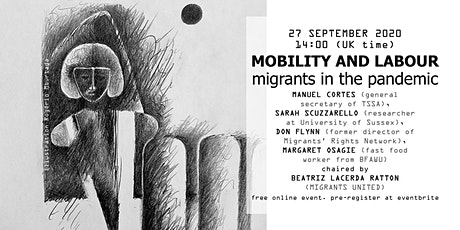 Mobility and Labour: Migrants in the Pandemic tickets