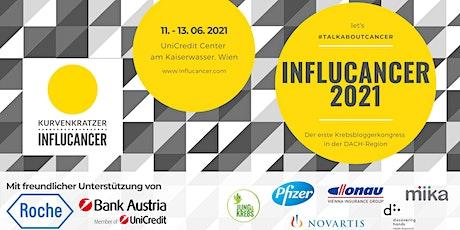 InfluCancer 2021 - der erste Krebsbloggerkongress in der DACH-Region Tickets