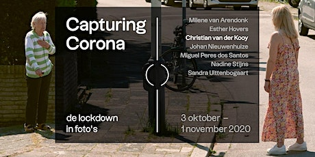 OPENING: Capturing Corona. De lockdown in foto's tickets