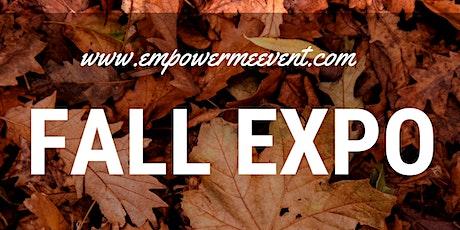 Fall Expo tickets