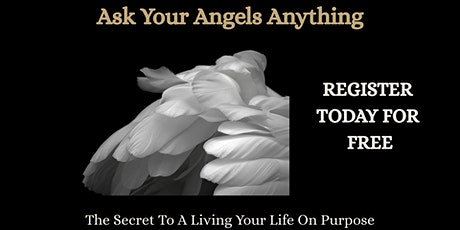 Ask Your Angels Anything tickets