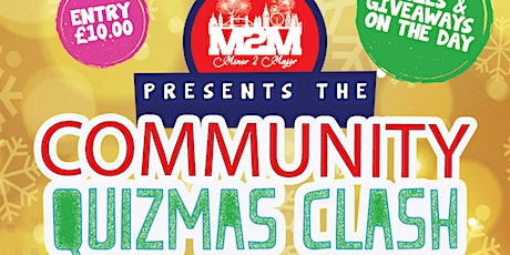 The Community Quizmas Clash tickets