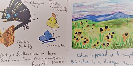Nature Journaling at the Farm Workshop tickets