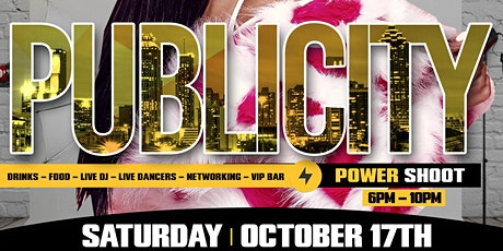 Publicity ATL Power Shoot tickets