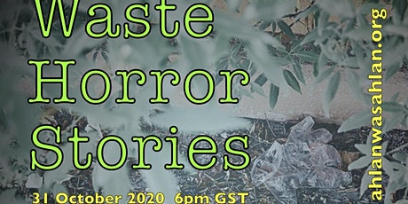 Waste Horror Stories: It's NOT Recyclable or Is It? tickets