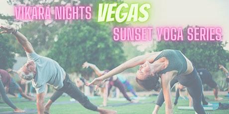 Vikara Nights Sunset Yoga at the JW Marriott tickets