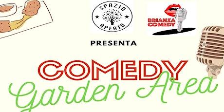 Comedy Garden Area-Stand-up comedy @ Arci Area Carugate-Campostori e Campi biglietti