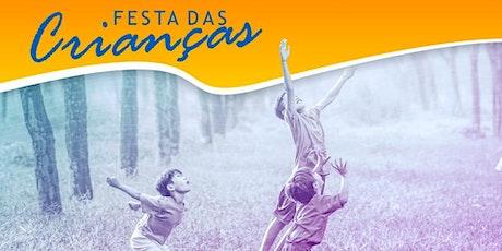 FESTA DAS CRIANÇAS 10/10 | 14H ingressos