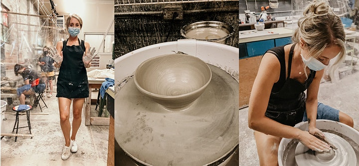 Thanksgiving Weekend Pottery Workshops and Pop Up Market image