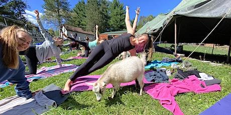 Feels Like OM Goat Yoga tickets