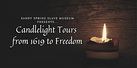 Candlelight Tours: From 1619 to Freedom tickets