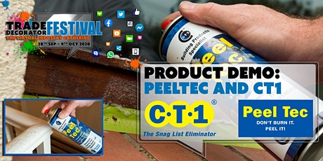 Product Demo: PeelTec and CT1 tickets