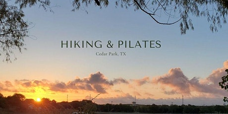Hiking and Pilates tickets