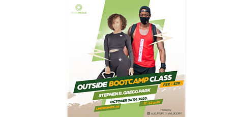 Outside Bootcamp Class tickets