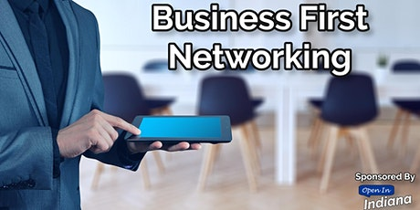 Business First Networking on Zoom tickets