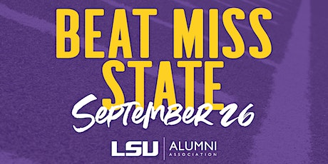 LSU vs Mississippi State Watch Party! tickets