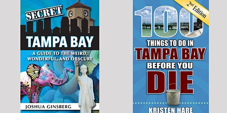 Secret Tampa Bay with Joshua Ginsberg and Kristin Hare tickets