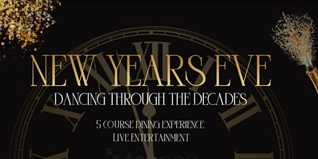 NYE - Dancing Through The Decades at 30 James Street tickets