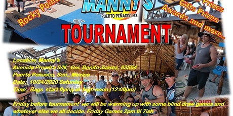 2nd Annual Rocky Point Tournament tickets
