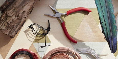 Wire Bird making - Online tickets