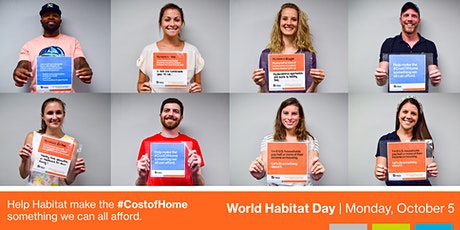 World Habitat Day 2020: Young Professional Voter Engagement Night tickets