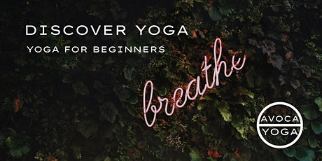 Discover Yoga tickets