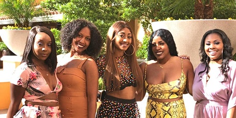 """BLACK IS BEAUTIFUL BRUNCH/DAY PARTY""""90s MUSIC VIDEO EDITION"""" tickets"""