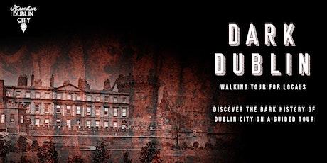 Dark Dublin: The Horrible History of the City (Saturday 26th September 4pm) tickets
