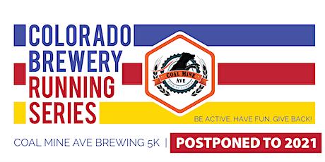 Beer Run - Coal Mine Ave Brewing 5k   Colorado Brewery Running Series tickets