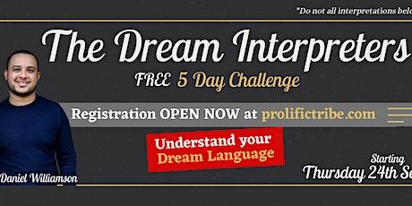 The 5 Day DREAM Interpreters Challenge tickets