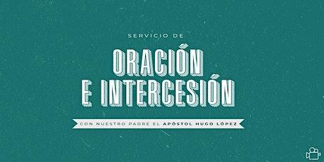 Escuela de Oración e Intercesión entradas