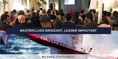 MasterClass Dirigeant, Leader Impactant Edition 2 billets