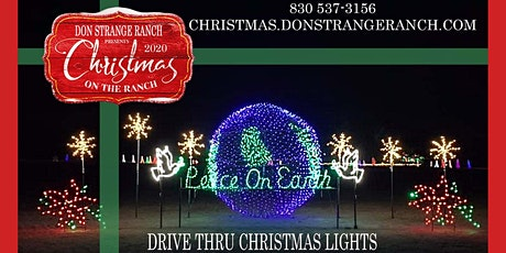 Christmas on the Ranch at Don Strange tickets