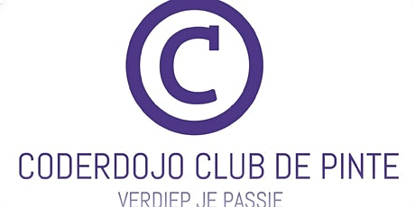 Coderdojo Club De Pinte Schooljaar 2020-2021 tickets