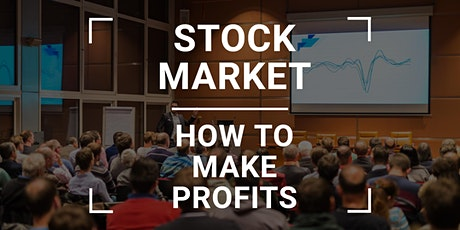 Stock Market Profit Booking Strategies & Trading Secretes tickets