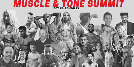 Muscle and Tone Summit tickets