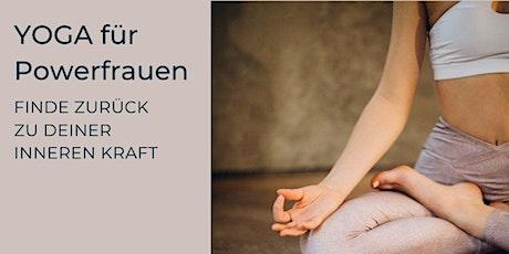 Yoga-Special: für mehr mentale Stärke im Alltag Tickets