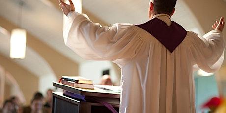 September 27th Christ Church 9 am Divine Service tickets