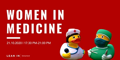 Lean In Switzerland - Women in Medicine tickets
